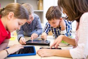 PC Unterricht in kleinen Gruppen für Kinder
